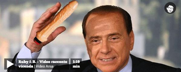 Berlusconi e Ruby. Lo scandalo