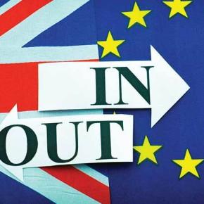 Brexit-flags-ThinkstockPhotos-516295574